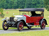 Rolls-Royce Silver Ghost Open Tourer 1921 pictures
