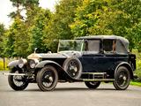 Rolls-Royce Silver Ghost Salamanca by New Heaven 1923 photos