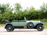 Rolls-Royce Silver Ghost 40/50 Cabriolet by Windovers 1924 images