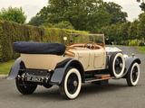 Rolls-Royce Silver Ghost 45/50 Tourer 1924 photos