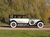 Rolls-Royce Silver Ghost 40/50 Berwick Sedan 1926 images