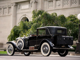 Rolls-Royce Silver Ghost Special Riviera Town Brougham by Brewster 1926 images