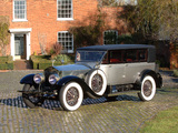 Rolls-Royce Silver Ghost 40/50 Berwick Sedan 1926 photos