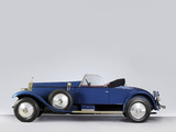 Rolls-Royce Silver Ghost 45/50 Playboy Roadster by Brewster 1926 photos
