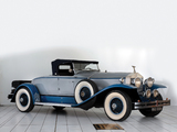 Rolls-Royce Silver Ghost 40/50 Speedster Boattail Roadster 1926 photos