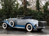Rolls-Royce Silver Ghost 40/50 Speedster Boattail Roadster 1926 pictures