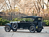 Rolls-Royce Silver Ghost Pall Mall Tourer by Merrimac 1926 wallpapers