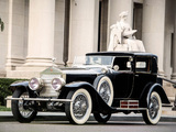 Rolls-Royce Silver Ghost Special Riviera Town Brougham by Brewster 1926 wallpapers