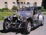 Rolls-Royce Silver Ghost Touring 1907 pictures