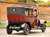 Rolls-Royce Silver Ghost 45/50 Open Drive Limousine by Barker & Co 1913 wallpapers