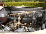 Rolls-Royce Silver Ghost 45/50 HP London-to-Edinburgh Tourer 1913 wallpapers