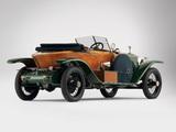 Rolls-Royce Silver Ghost Boattail Skiff 1914 wallpapers