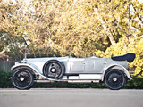 Rolls-Royce Silver Ghost 40/50 HP Phaeton by Barker (50UG) 1921 wallpapers