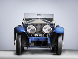 Rolls-Royce Silver Ghost 45/50 Playboy Roadster by Brewster 1926 wallpapers