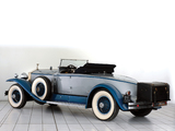 Rolls-Royce Silver Ghost 40/50 Speedster Boattail Roadster 1926 wallpapers