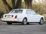 Photos of Rolls-Royce Silver Seraph US-spec 1998–2002