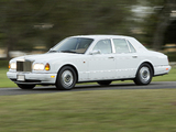 Rolls-Royce Silver Seraph US-spec 1998–2002 photos