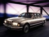 Rolls-Royce Silver Seraph 1998–2002 photos
