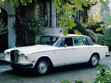 Pictures of Rolls-Royce Silver Shadow II LWB 1977–80