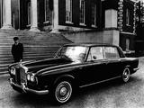 Rolls-Royce Silver Shadow LWB 1969–77 wallpapers