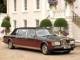 Images of Rolls-Royce Silver Spirit Emperor State Landaulet by Hooper 1989