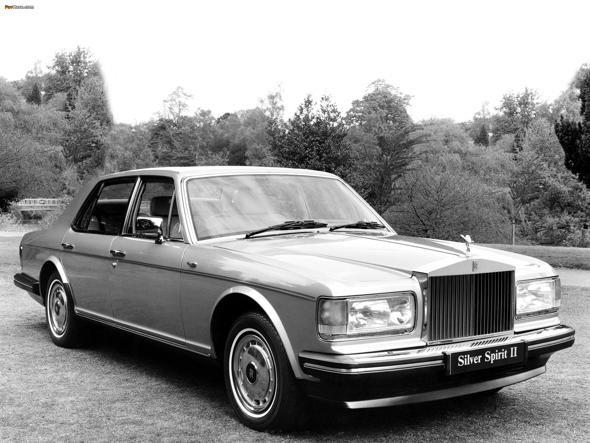 Photos of Rolls-Royce Silver Spirit II 1989–93 (2048 x 1536)