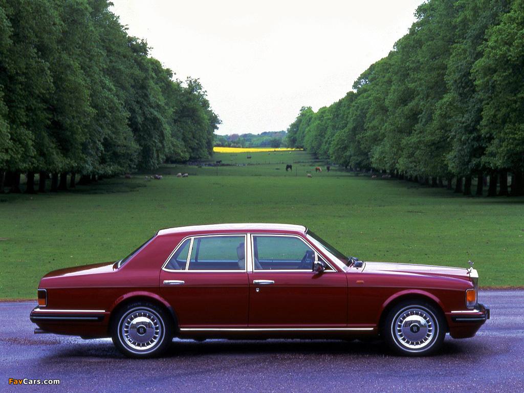 Photos of Rolls-Royce Silver Spirit IV 1994–95 (1024 x 768)