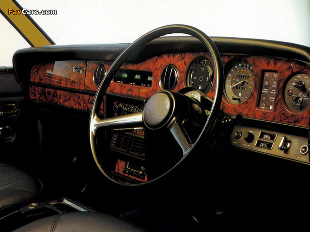 Pictures of Rolls-Royce Silver Spirit 1980–89 (640 x 480)