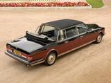 Rolls-Royce Silver Spirit Emperor State Landaulet by Hooper 1989 pictures