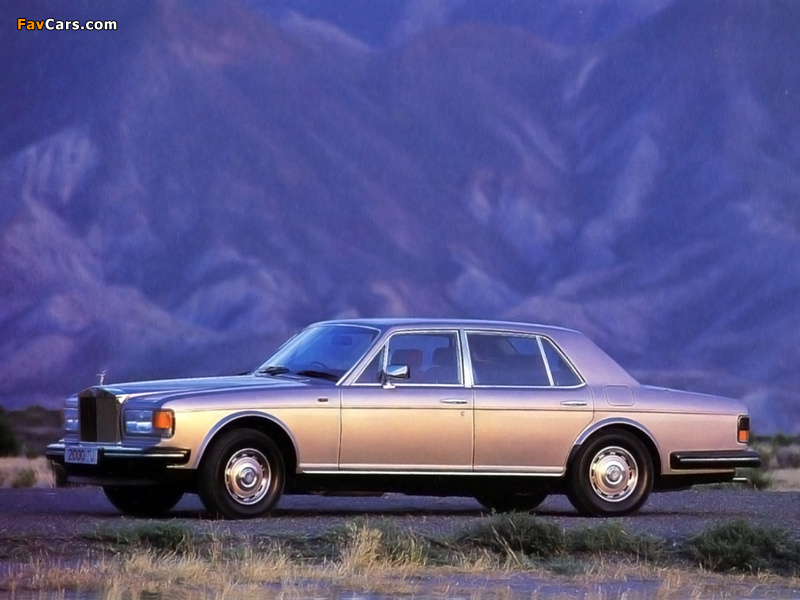 Rolls-Royce Silver Spirit III 1993–94 images (800 x 600)