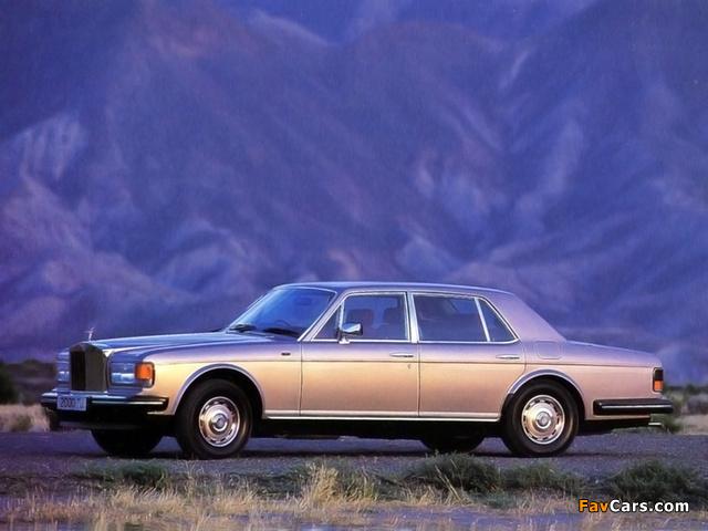Rolls-Royce Silver Spirit III 1993–94 images (640 x 480)