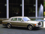 Rolls-Royce Silver Spirit II 1989–93 photos
