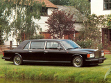 Rolls-Royce Silver Spirit Royale Limousine by Robert Jankel wallpapers