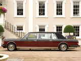 Rolls-Royce Silver Spirit Emperor State Landaulet by Hooper 1989 wallpapers