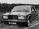 Rolls-Royce Silver Spirit 1980–89 wallpapers