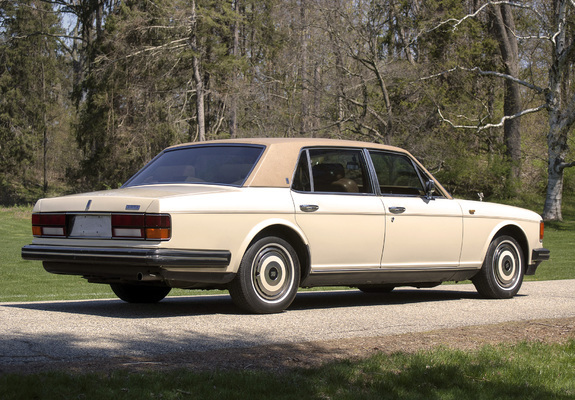 Images of Rolls-Royce Silver Spur US-spec 1980–89