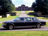 Images of Rolls-Royce Silver Spur IV Touring Limousine 1995–98