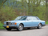 Rolls-Royce Silver Spur US-spec 1980–89 wallpapers