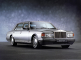 Rolls-Royce Silver Spur IV UK-spec 1995–98 wallpapers