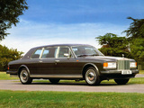 Rolls-Royce Silver Spur IV Touring Limousine 1995–98 photos