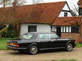 Rolls-Royce Silver Spur UK-spec 1980–89 wallpapers