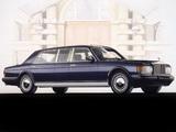 Rolls-Royce Silver Spur IV Park Ward Limousine 1995–98 wallpapers