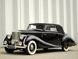 Images of Rolls-Royce Silver Wraith Drophead Coupe by Franay 1947