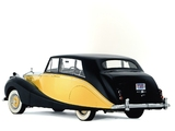 Images of Rolls-Royce Silver Wraith Hooper Limousine 1956
