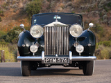 Photos of Rolls-Royce Silver Wraith Touring Limousine by Hooper 1955