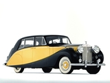 Photos of Rolls-Royce Silver Wraith Hooper Limousine 1956
