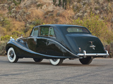 Pictures of Rolls-Royce Silver Wraith Touring Limousine by Hooper 1955