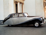 Pictures of Rolls-Royce Silver Wraith Empress Limousine by Hooper 1956