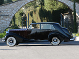 Pictures of Rolls-Royce Silver Wraith Limousine by Hooper & Co 1953