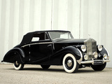 Rolls-Royce Silver Wraith Drophead Coupe by Franay 1947 images